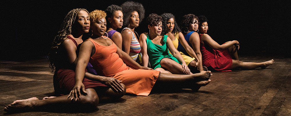 FOR COLORED GIRLS 2019